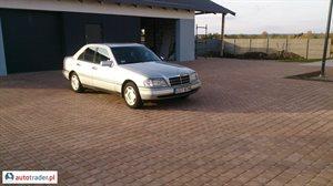 Mercedes 220 2.2 1996 r. - zobacz ofertę