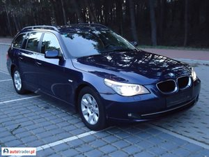BMW 520 2007 2.0 177 KM