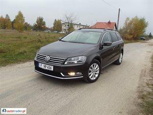 Volkswagen Passat 2.0 2012 r.,   65 900 PLN