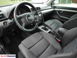Audi A4 2001 1.9 130 KM
