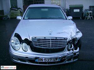 Mercedes 500 5.0 2002 r. - zobacz ofertę