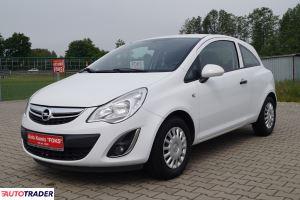 Opel Corsa 2013 1.3 75 KM