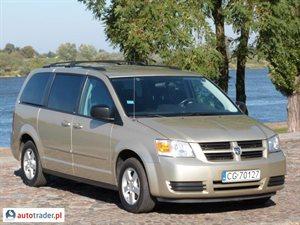 Dodge Grand Caravan 3.8 2010 r. - zobacz ofertę