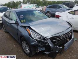 Hyundai Sonata 2015 2