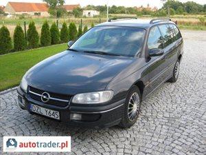 Opel Omega 2.0 1998 r. - zobacz ofertę