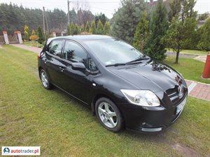 Toyota Auris, 2007r.,   25 800 PLN