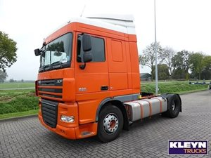 DAF XF 105.410 MANUAL 2008 r.,    1 PLN