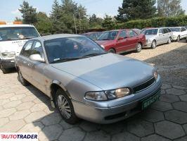 Mazda 626 1996 1.8 90 KM