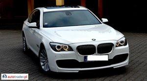BMW 740 3.0 2011 r. - zobacz ofertę