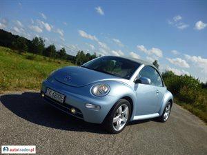 Volkswagen New Beetle 1.9 2005 r. - zobacz ofertę