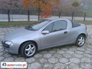 Opel Tigra 1.4 1997 r. - zobacz ofertę