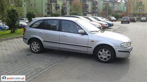 Mazda 323F, 2000r. - zobacz ofertę
