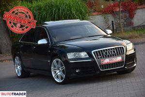 Audi S8 - zobacz ofertę