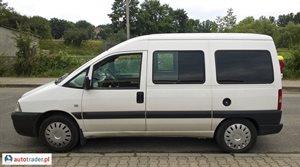 Fiat Scudo 2.0 2005 r. - zobacz ofertę