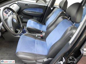 Honda HR-V 2001 1.6 105 KM
