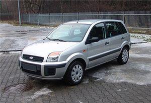 Ford Fusion - zobacz ofertę