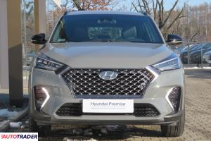 Hyundai Tucson 2020 1.6 132 KM