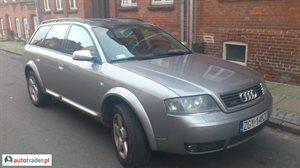 Audi Allroad 2001 2.7 250 KM