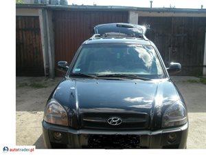 Hyundai Tucson 2005 2 113 KM