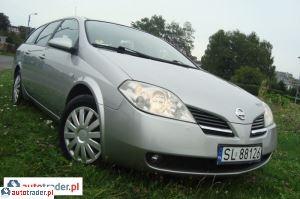 Nissan Primera 1.9 2003r. - zobacz ofertę