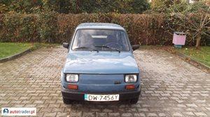 Daewoo Lanos 0.7 1989 r. - zobacz ofertę