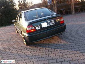 Honda Civic 1.4 1997 r.,   4 600 PLN