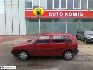 Fiat Uno 0.9 2001 r. - zobacz ofertę