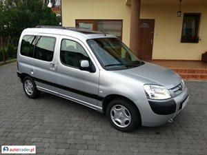 Peugeot Partner 1.6 2002 r. - zobacz ofertę