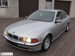 BMW 535, 1997r. - zobacz ofertę