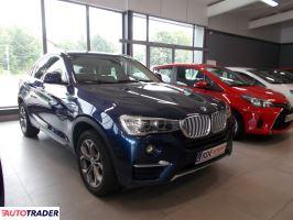 BMW X4 2016 2 245 KM