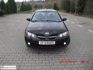 Nissan Almera 1.5 2006 r. - zobacz ofertę