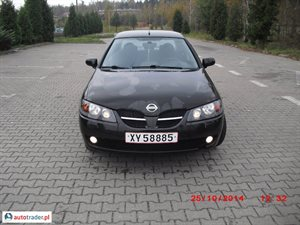 Nissan Almera 2006 1.5 98 KM