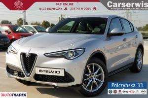 Alfa Romeo Stelvio 2019 2 280 KM