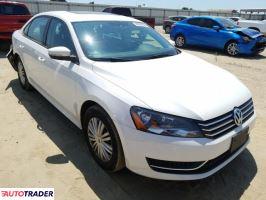 Volkswagen Passat 2015 1