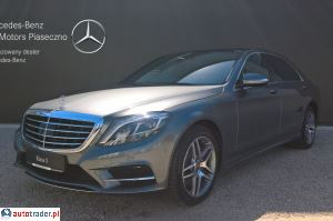 Mercedes S-klasa 3.0 2017r. - zobacz ofertę