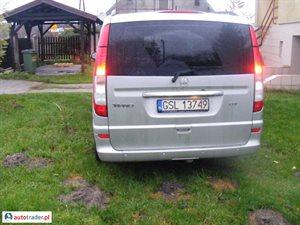 Mercedes Viano 2005 2.1 150 KM