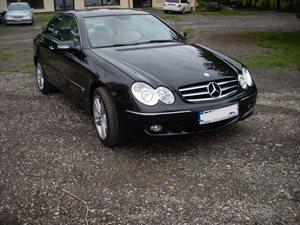 Mercedes CLK, 2007r., Mercedes CLK 280  3.0  2007 r. - zobacz ofertę