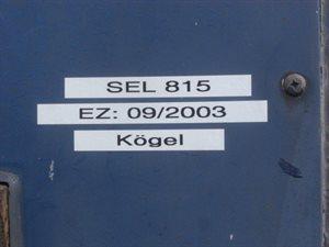 KÖGEL SVK 20 2003 r.
