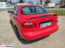 Daewoo Lanos 1998 1.6 106 KM
