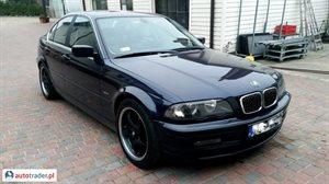 BMW 330, 2000r. - zobacz ofertę