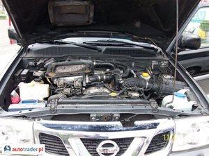 Nissan Terrano 2002 3.0 154 KM