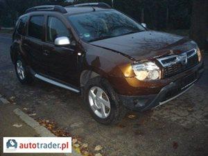 Dacia Duster 1.6 2010 r. - zobacz ofertę