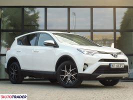 Toyota RAV 4 2016 2.0 152 KM
