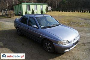 Ford Escort 1.3 1997 r. - zobacz ofertę