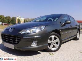 Peugeot 407 - zobacz ofertę