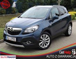 Opel Mokka - zobacz ofertę