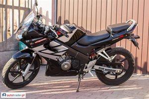 Honda CBR 125 2006 r.,   3 950 PLN