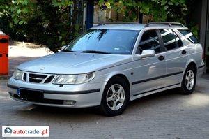 Saab 9-5 2.0 2005 r. - zobacz ofertę