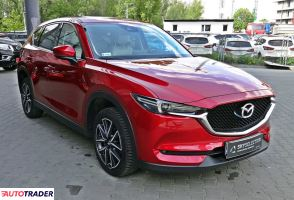 Mazda CX-5 2017 2.0 160 KM