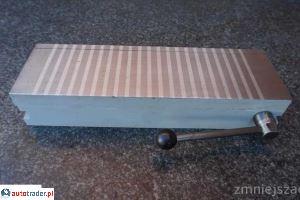 Stół magnetyczny 125x400 mm Wysokość 70 mm - zobacz ofertę